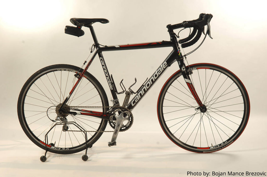 Cannondale bicikl najam - bike rent