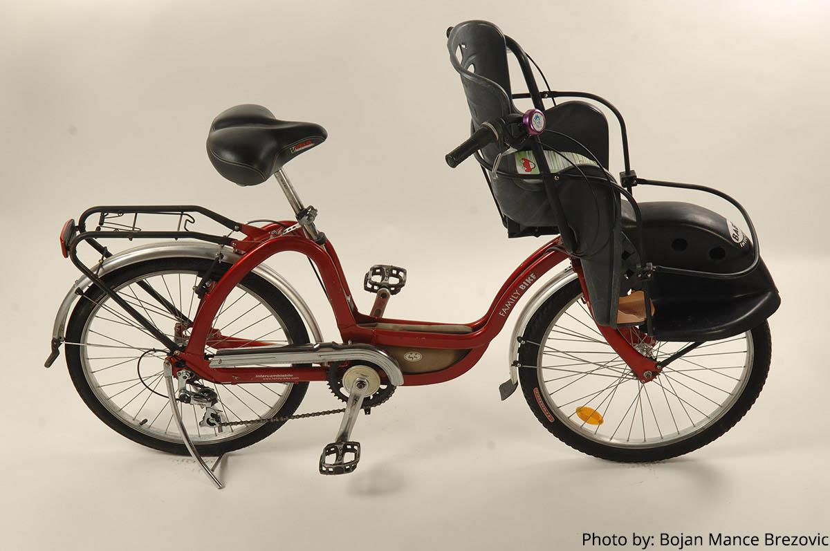 Family Bike Unisex - 3
