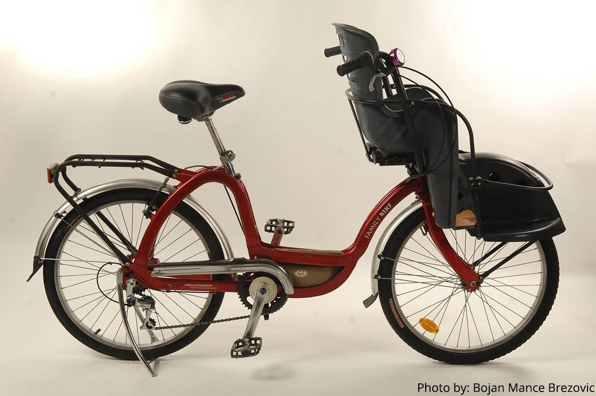 Family Bike Unisex - 0