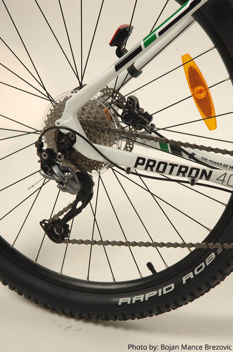 Wheeler Protron 400 - 3