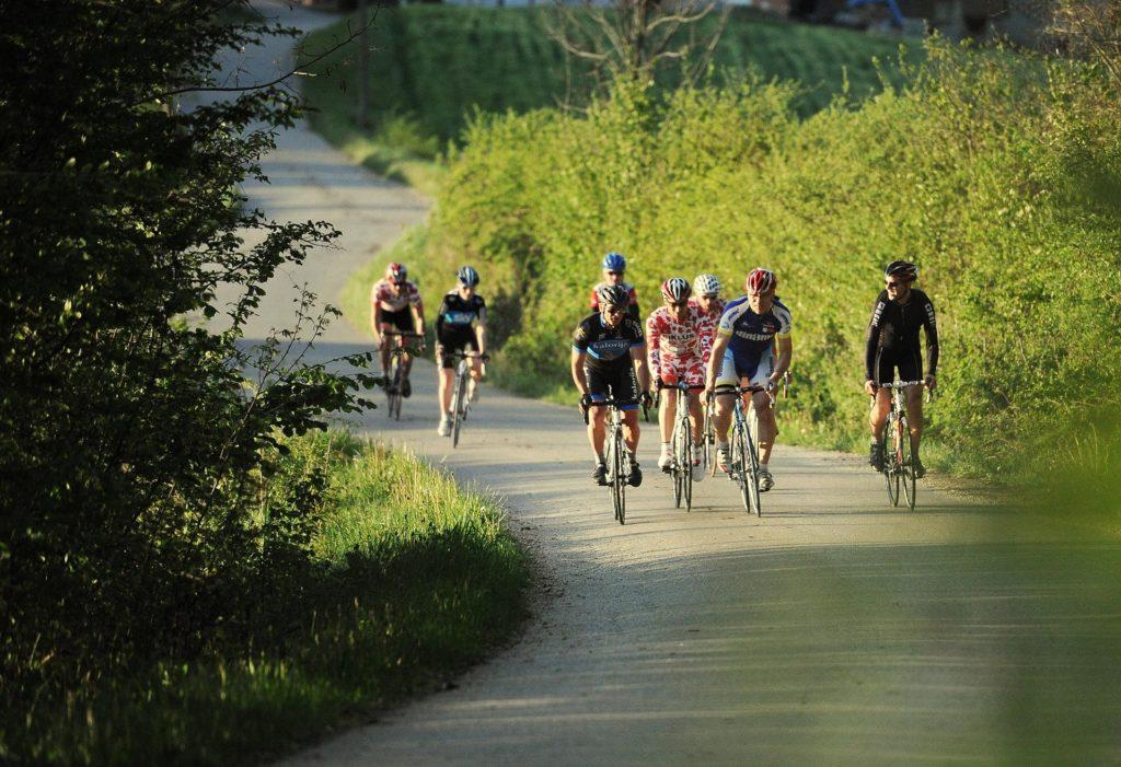 biciklisti - vlado fumić